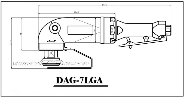 외형도(DAG-7LGA)
