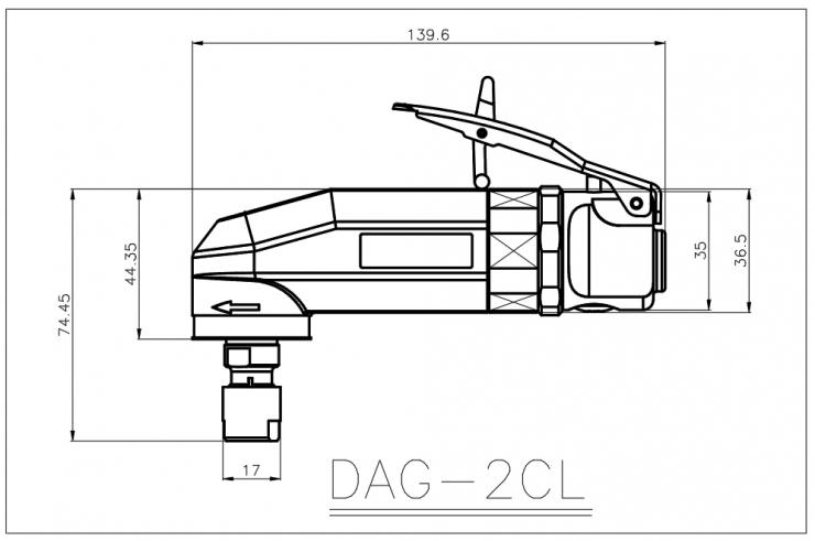 조립도(DAG-2CL)